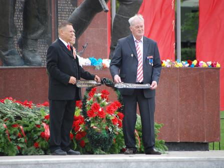 3 сентября - в День Победы над Японией и освобождения Южного Сахалина и Курильских островов