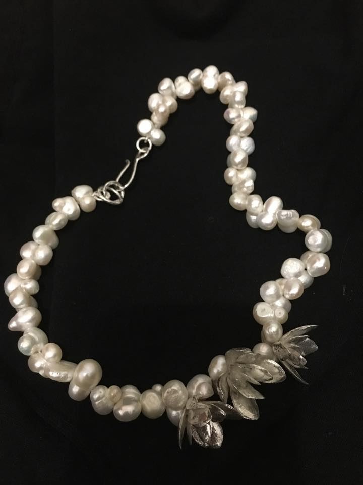 Fresh-Water Pearl Necklace
