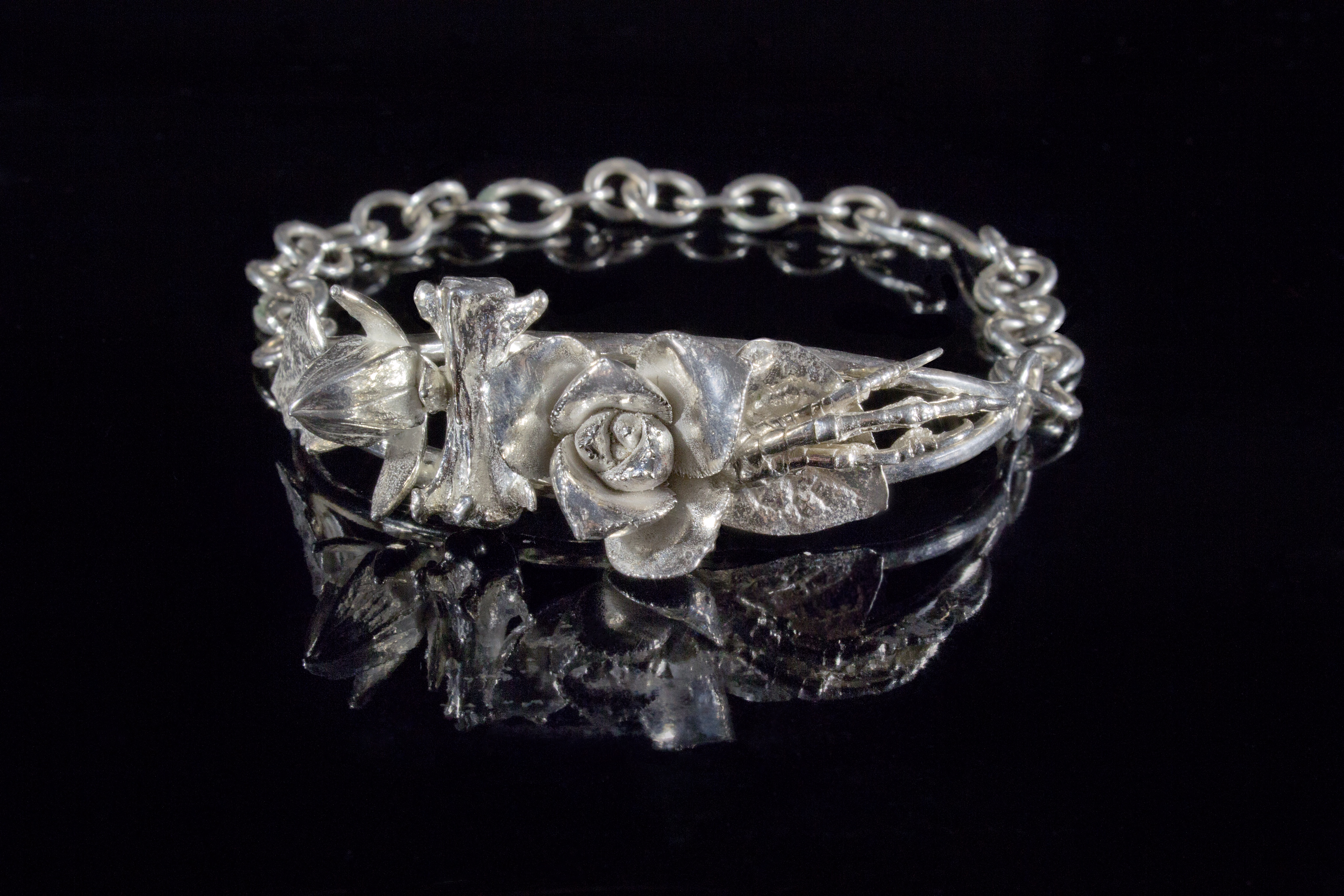 Nature's beauty bracelet