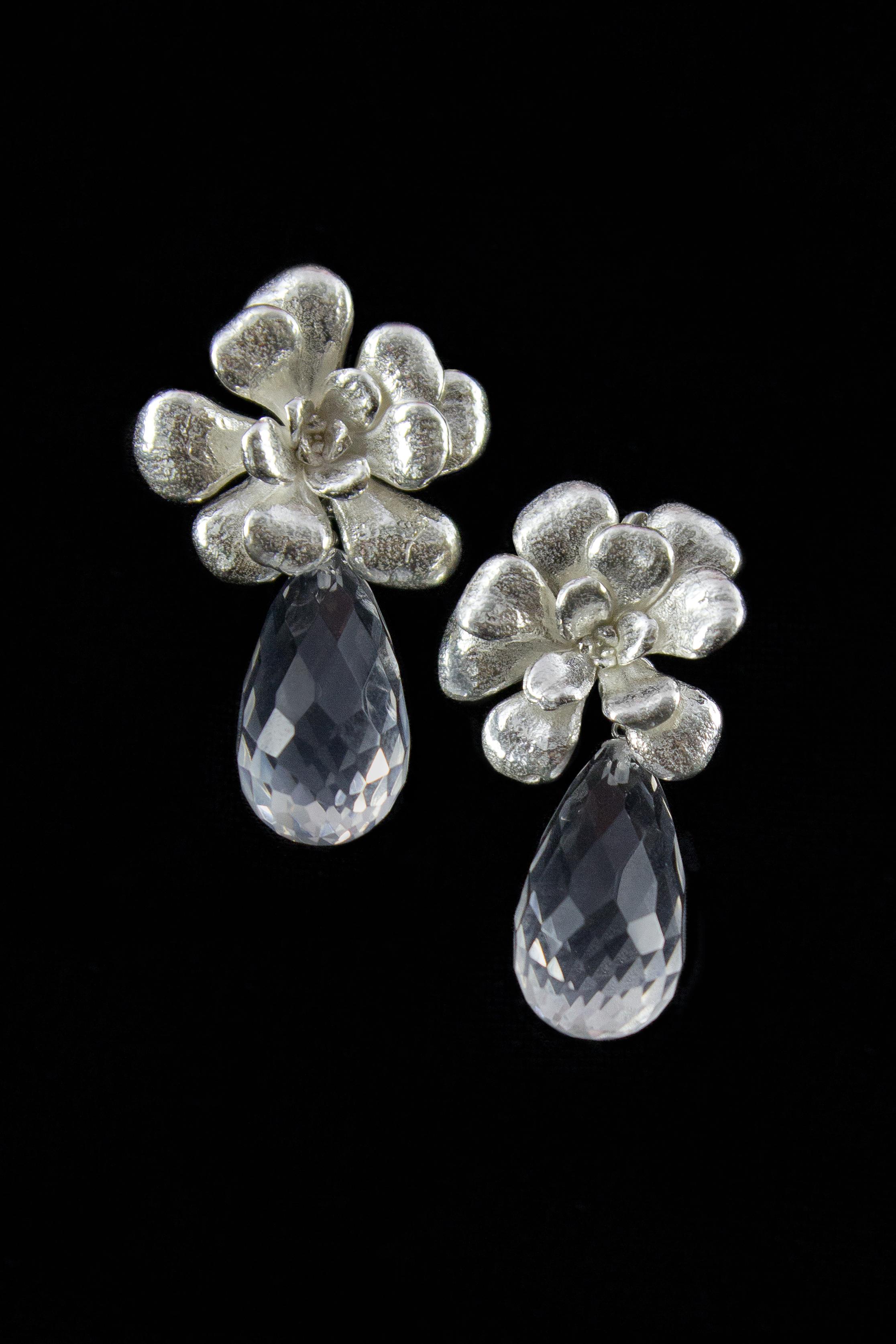 Succulent and Rock Crystals drops