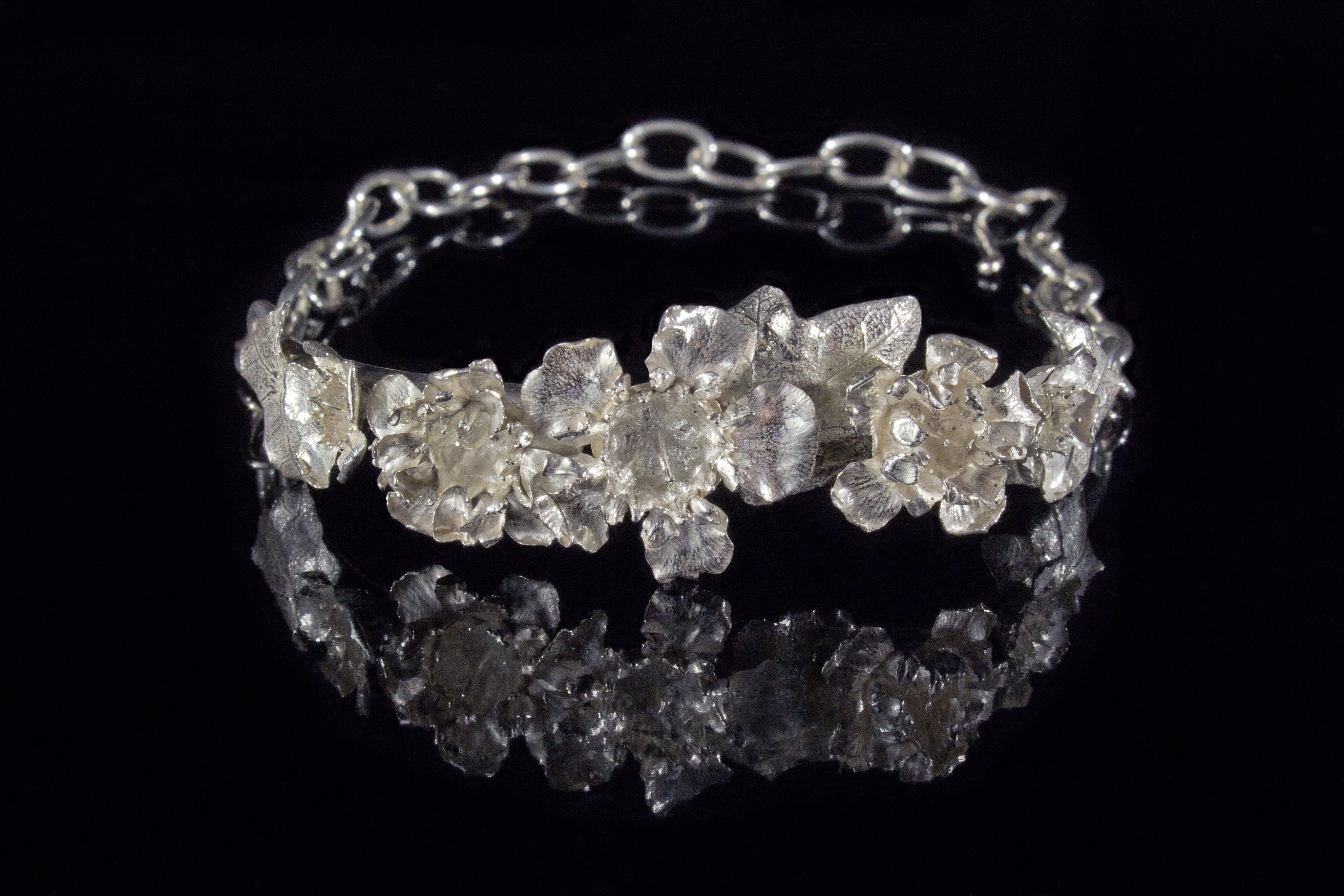 Geraldton wax bracelet