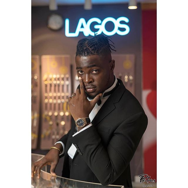 Swatch + TM Lewin + Friday in Lagos = A