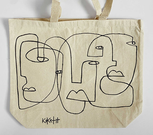 bewildered tote