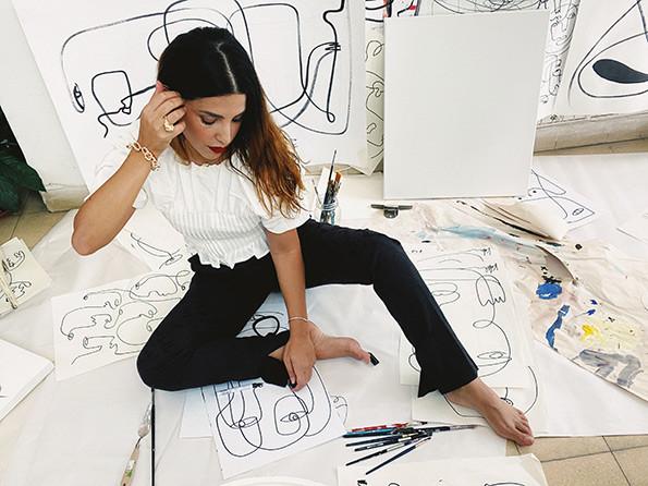 art influencer