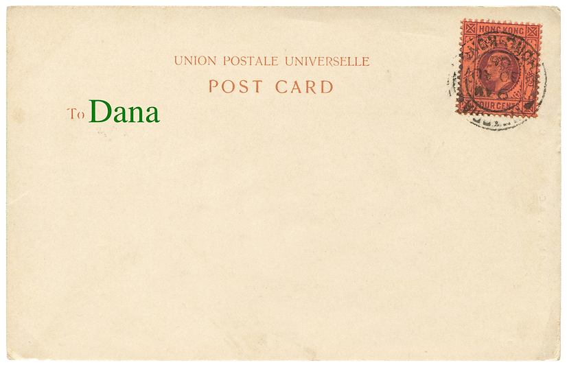 submit you information post card cta