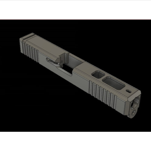 Operator MK1 Pro2 slide milling + Cerakote