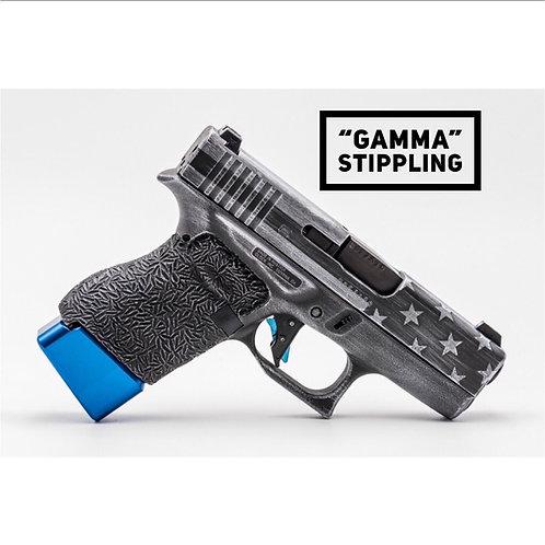 Custom Gun Stippling