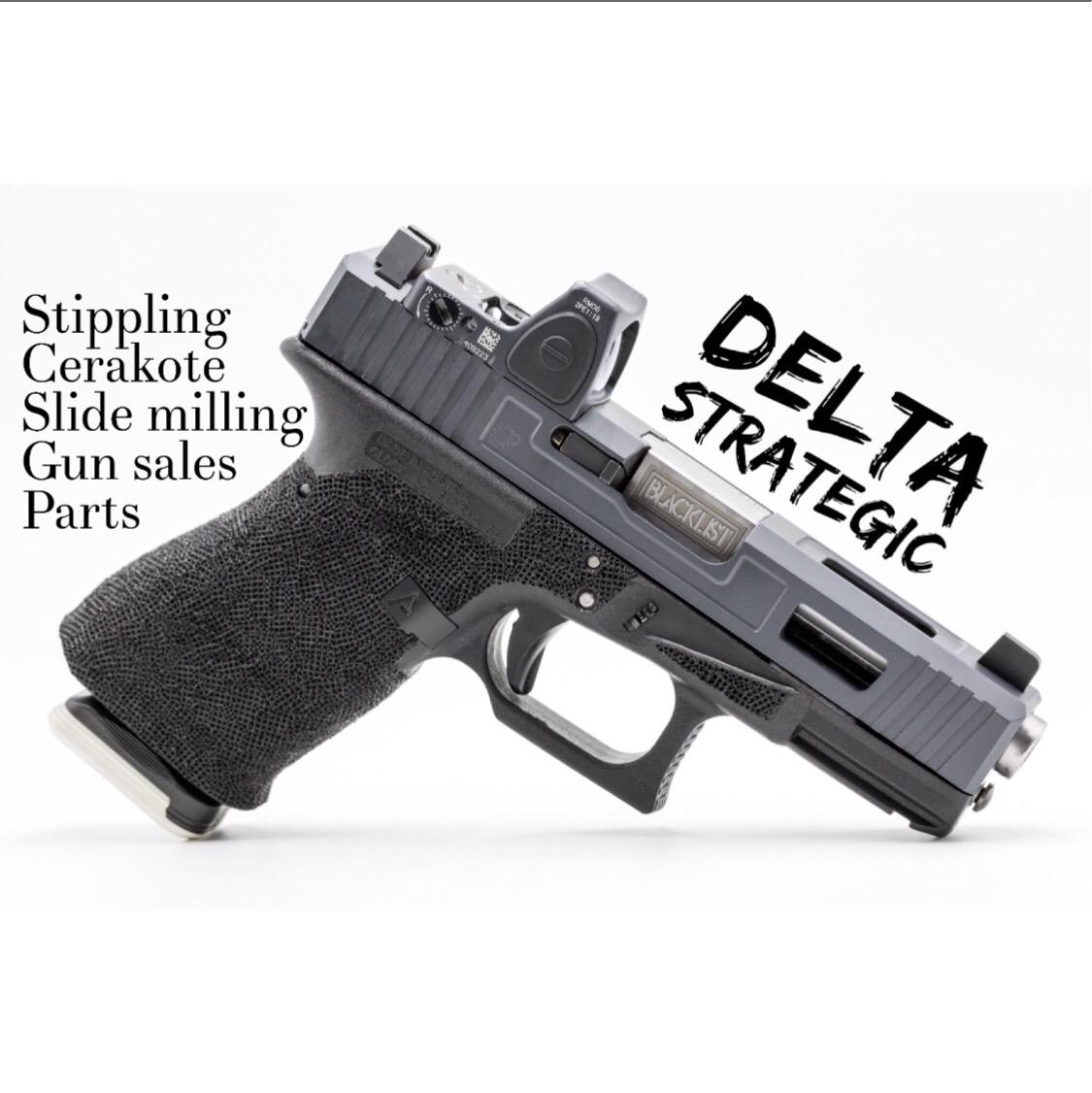 Guns | Macedonia | Delta Strategic Stippling
