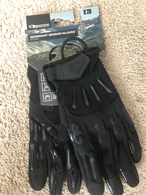 Outdoor research ironsight gloves size Large