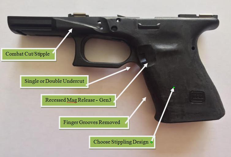 Guns Cleveland Delta Strategic Firearms