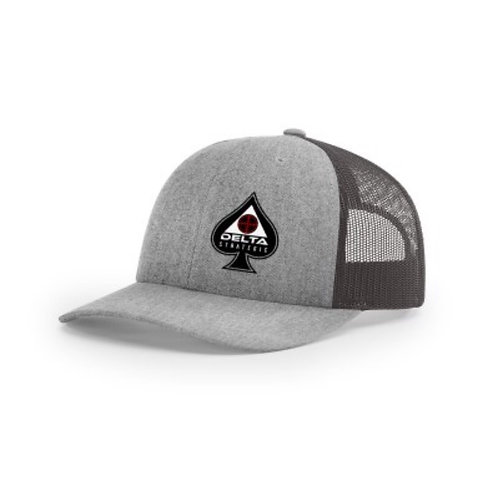 Richardson Trucker Hat - SPADE LOGO