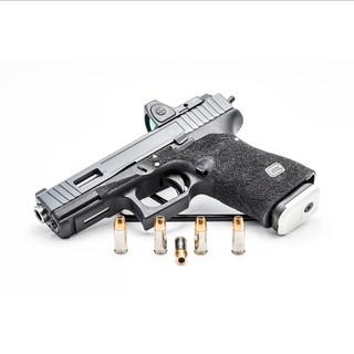 Glock 19 Delta Stippling