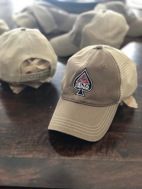 Delta Strategic Spade hat
