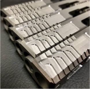 Custom Slide Milling