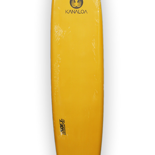 "SOFTBOARD - LONG 9'0"" - Amarelo"