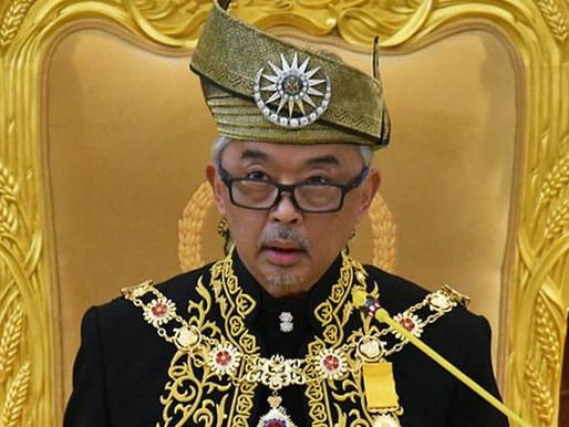 Pembangkang sabotaj Persidangan Parlimen melalui Surat Agong
