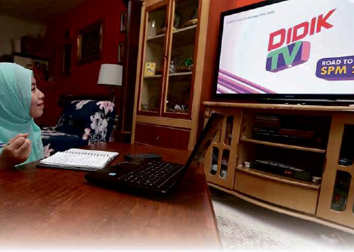 Ulang kaji di youtube dengan mudah bersama rakaman DidikTV KKM.