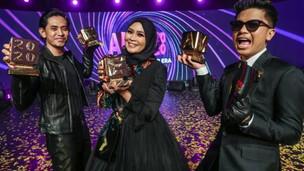 Tahun Haqiem Rusli, Siti Nordiana unguli AME 2020