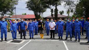Misi Bantuan Bencana Banjir Negeri Johor anjuran MITI