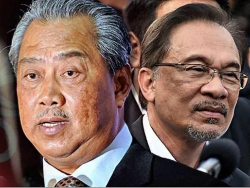 Majoriti di Dewan Rakyat, Sokong Membawa Rebah?