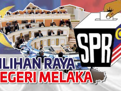 Pengundi Melaka kecewa sikap pemimpin saling berebut kuasa