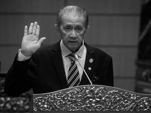 Senator Guan Dee meninggal dunia covid 19,Muhyiddin ucap takziah