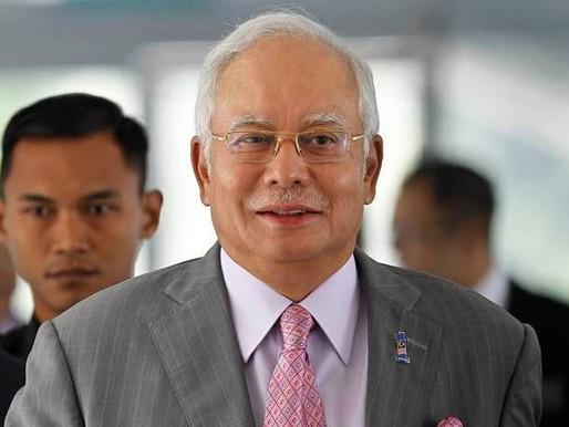 Najib dapat kebenaran pulangkan pasport lewat