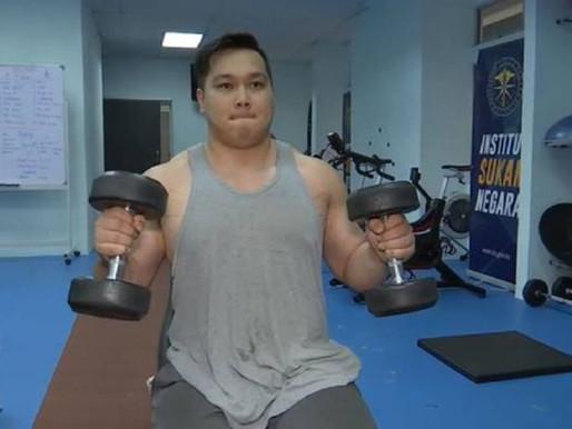 Sukan Paralimpik Tokyo: Yee Khie bebas tekanan tanpa jadi sandaran pingat emas
