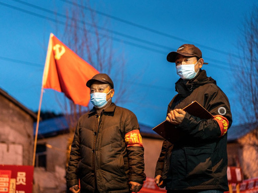 Wilayah 37 Juta Penduduk Di China Isytihar Darurat