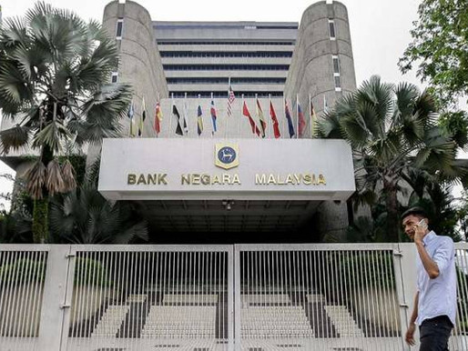 Bank Negara tambah 2 syarikat baharu dalam senarai amaran perniagaan perkhidmatan wang
