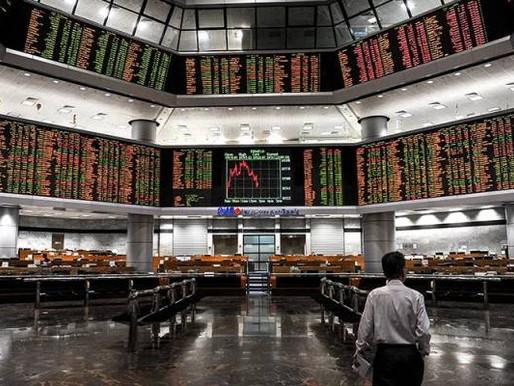 Urus niaga Bursa Malaysia dibuka rendah pada sesi awal pagi ini