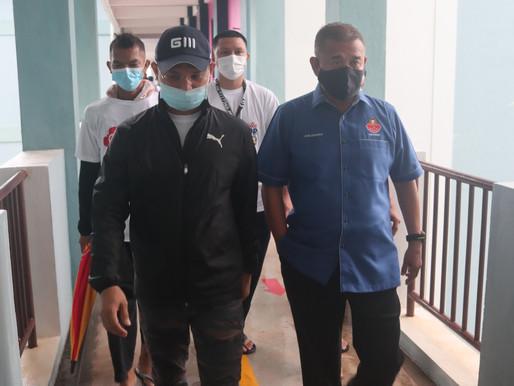 Anak Muda Johor Bantu Warga Pengerang