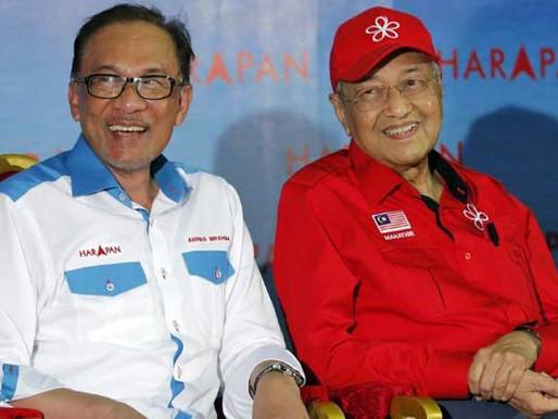 PH bincang kerjasama Anwar-Dr M tapi tiada keputusan dibuat