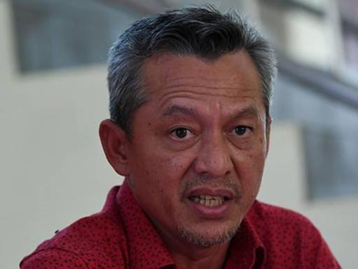 Himpunan 'Keluar Dan #Lawan': tidak bertanggungjawab, bermotif politik
