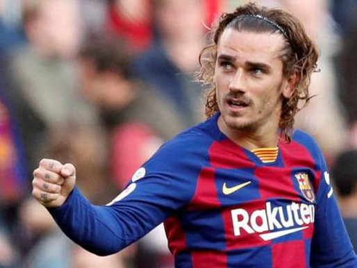 Ronald Koeman letak harapan tinggi Antoine Griezmann terajui Barcelona