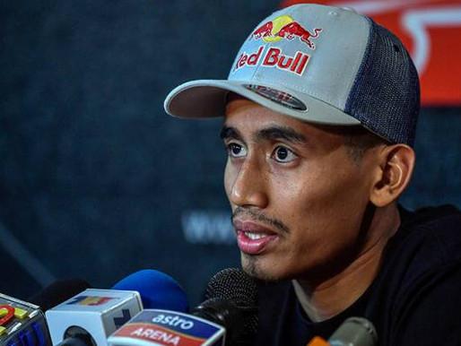 Hafizh Syahrin kecewa GP Malaysia dibatalkan