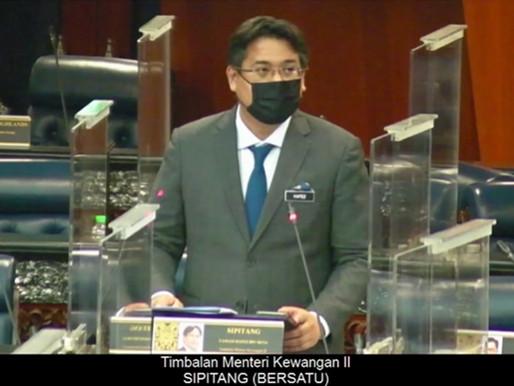 Dewan Rakyat Lulus RUU PIDM Pindaan 2021