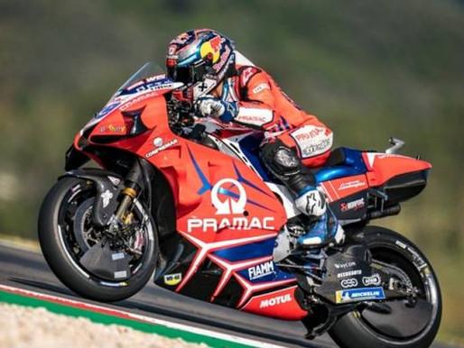 MotoGP: Martin raih kemenangan sulung di GP Styria