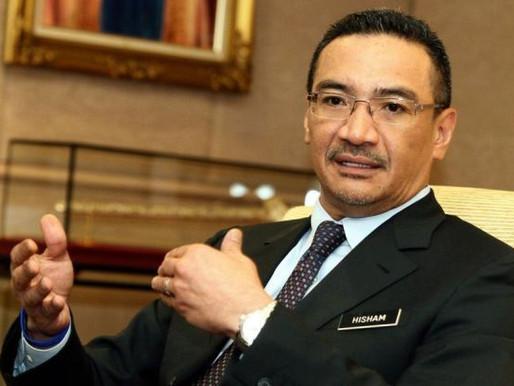 Perak: Sebarang keputusan bergantung kepada pemimpin setiap parti – Hishammuddin