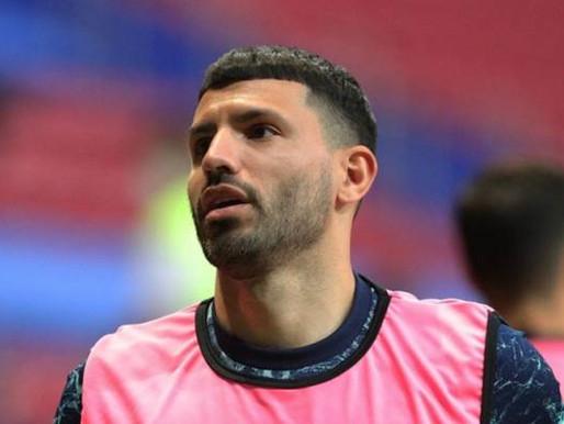 Messi tiada, Aguero pula cedera