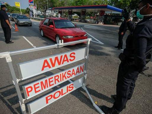 Berita tular: Kelantan bakal kena PKP tidak benar - Polis Kelantan