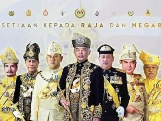 Malaysia mempunyai Monarki Perlembagaan, bukan Peraturan Eksekutif