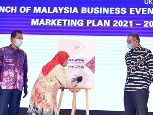 Malaysia sasar muncul lima teratas dunia dalam industri acara perniagaan