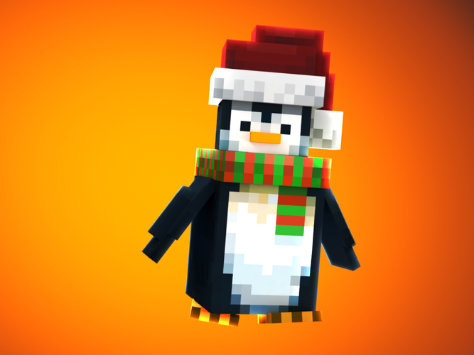 Pen-Pen the Penguin