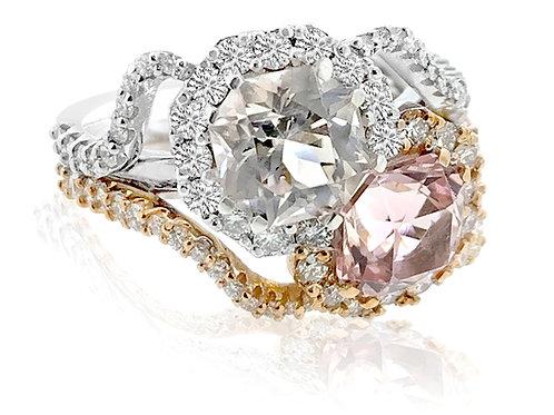 tourmaline dress ring
