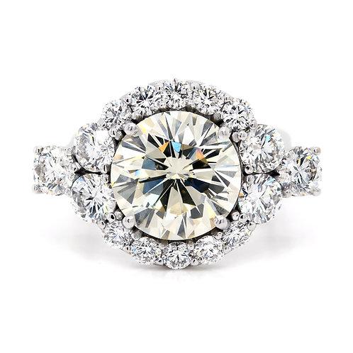 5ct diamond engagement ring