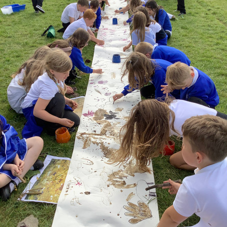 Stone Age Paintings