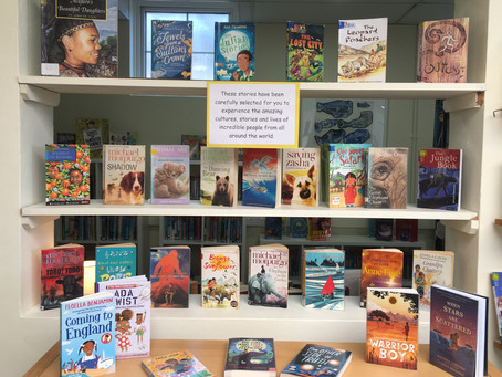 Exciting New Books in Library