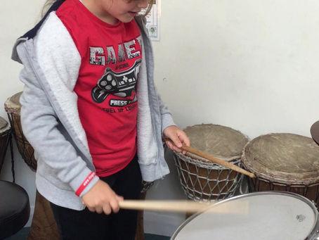 Annastacia's Drum Tricks: