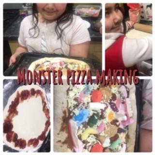 Ruby's Monster Pizza